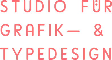 STUDIO FÜR GRAFIK– & TYPEDESIGN